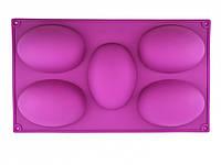 Форма силиконовая Овал, фото 1