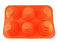 Форма силиконовая Тортики