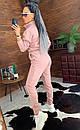 Женский комбинезон из трехнитки на флисе 44ks346, фото 5