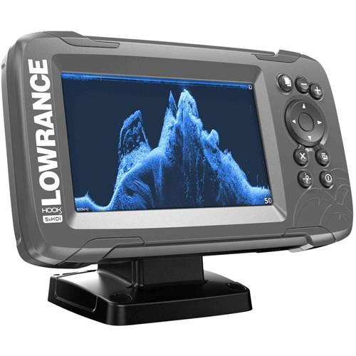 Эхолот Lowrance Hook2 5x GPS SplitShot Ехолот