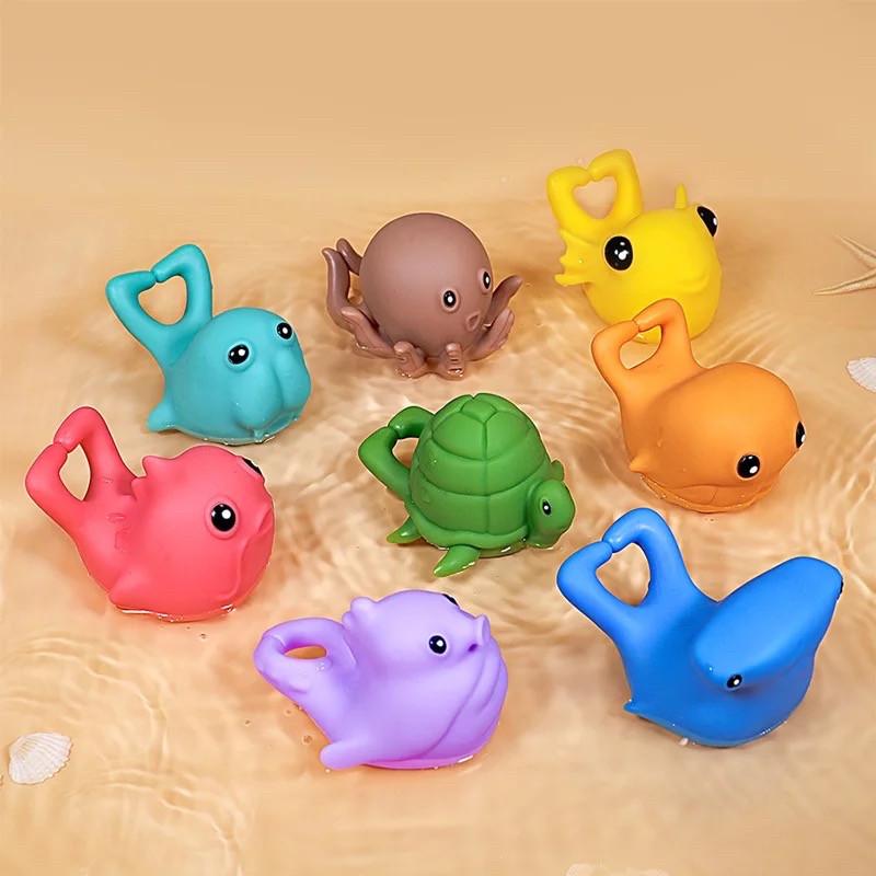 """Набор игрушек для купания Tumama «Подводный мир"""""""