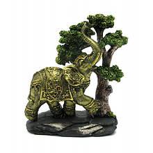 Сувенир Слоны под деревом