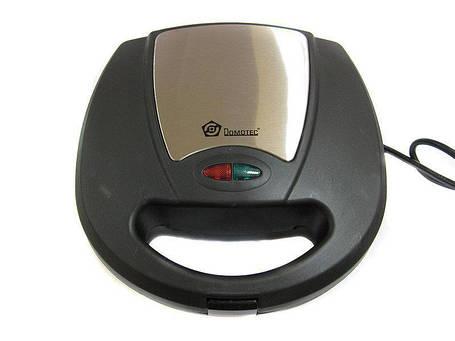 Тостер для корн-догів Domotec MS 0880 HOT DOG MAKER вафельниця 750 Вт (45542), фото 2