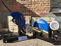 Монтажная пила по металу металорез труборез AL-FA 220V 380V Гарантия!