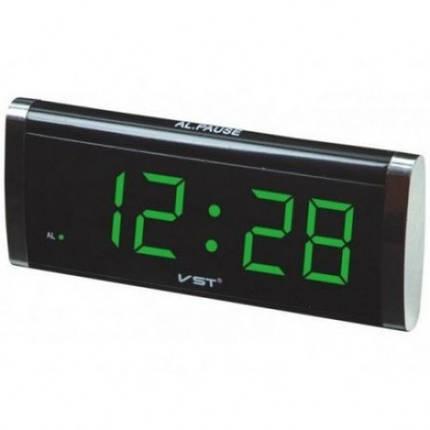 Електронні дротові цифрові годинник VST 730 (44791), фото 2