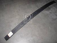 Лист рессоры №2 передней, задней ГАЗ 3302 (75х10-1540) без ушка 3302-2902102