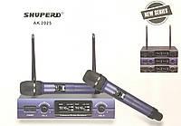 Микрофоны беспроводные SHUPERD AK-2025, фото 1
