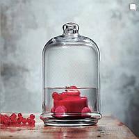 Бонбоньерка и стеклянный Колпак Клош 196мм Patisserie 96701 (1шт)