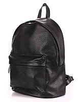 Кожаный рюкзак Poolparty (черный)