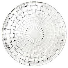 Блюдо круглое стекло 25.4см R83054