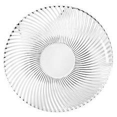 Блюдо круглое стекло 26*2см R83048