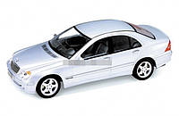 Модель машины 1:24 MERCEDES-BENZ C-CLASS WELLY