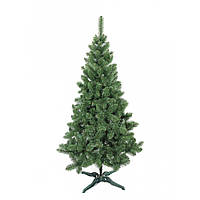 Зеленая Европейская елка искусственная высота 1 м