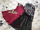 Стильный подростковый комплект для девочек Альберта- Размер 140, фото 5