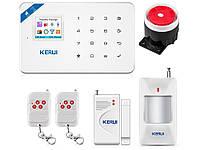 WiFi сигнализация Kerui W18 беспроводная KIT 1