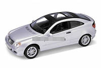 Машинка металл 1:24 MB C-Class Sports Coupe WELLY