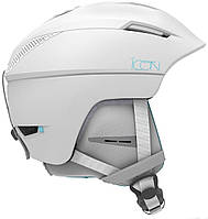 Горнолыжный шлем Salomon icon2 m white pop (MD) (56-59)