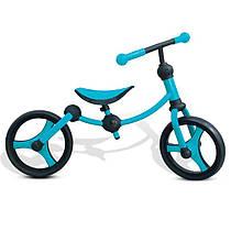 "Беговел Smart Trike ""Running Bike"", цвет синий"