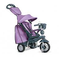 Велосипед-коляска Smart Trike Explorer 5 в 1, цвет лиловый