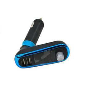 FM-трансмиттер G11 Bluetooth USB AUX MicroSD (45547)