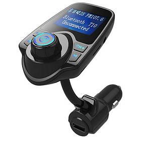 FM-трансмиттер T10 Bluetooth (45019)