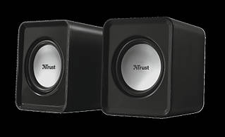 Акустическая системаTrust Leto 2.0 Speaker Black (19830)