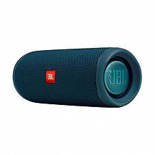 Акустична система JBL Flip 5 Blue (JBLFLIP5BLU), фото 2