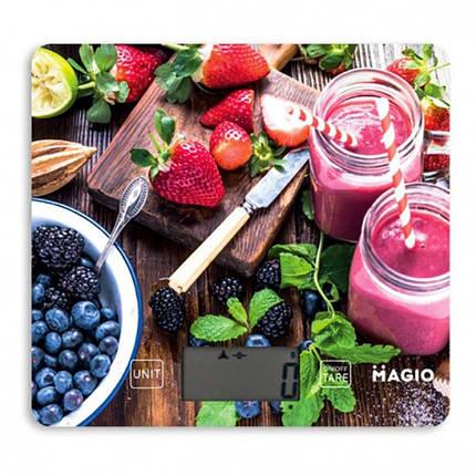 Весы кухонные MAGIO Рисунок (MG-699), фото 2