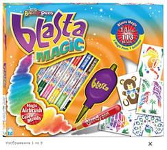 Набор BLASTA Делюкс магия