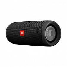 Акустическая система JBL Flip 5 Black (JBLFLIP5BLK), фото 2