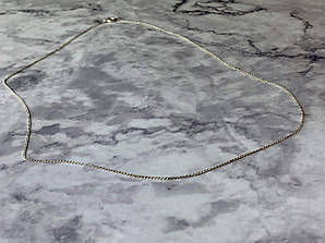 Серебряная цепочка Sterling Silver