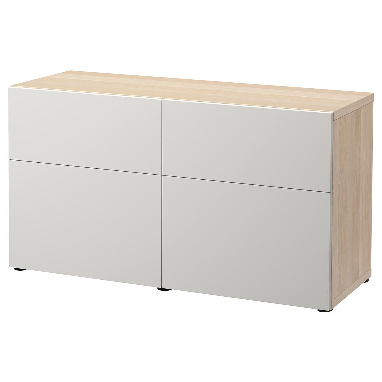 IKEA BESTA Тумба под телевизор 120x42x65 cm (793.246.38)