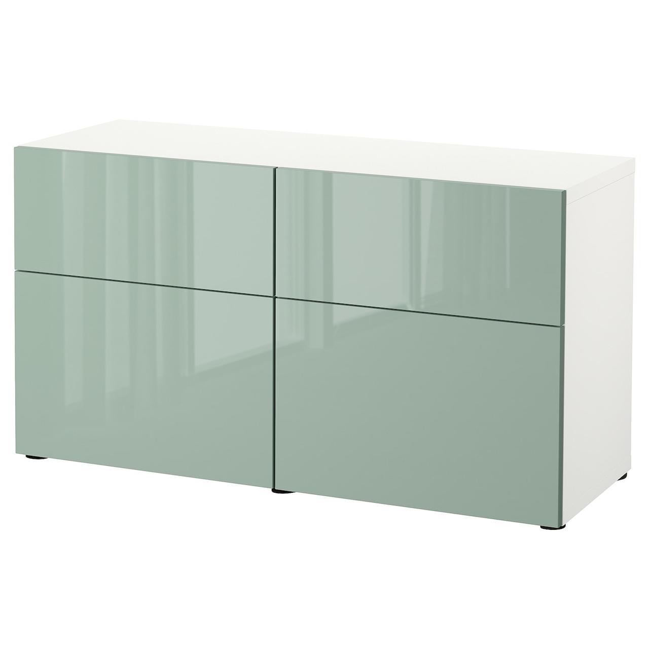 IKEA BESTA Тумба под телевизор 120x42x65 cm (793.248.84)