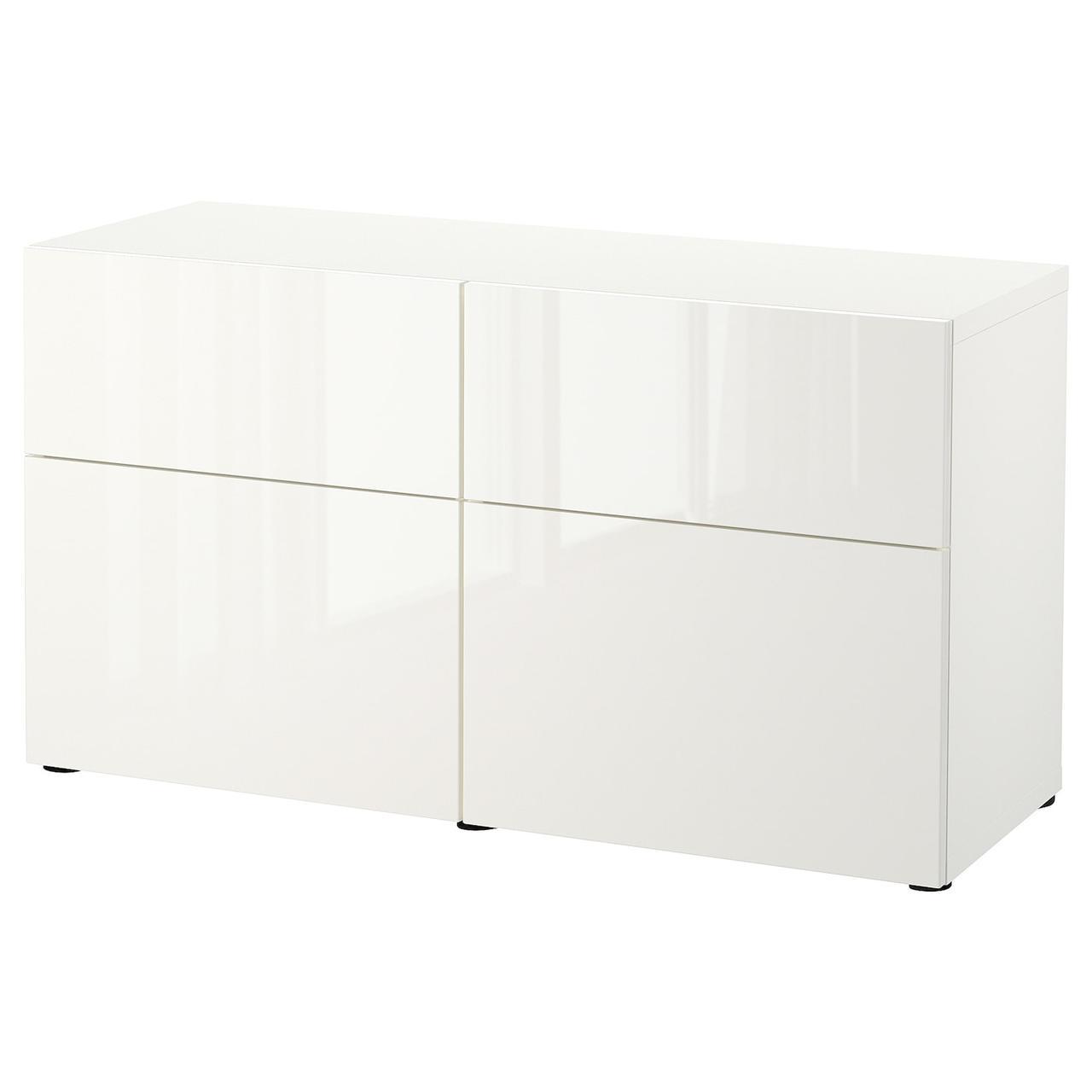 IKEA BESTA Тумба под телевизор 120x42x65 cm (893.247.70)