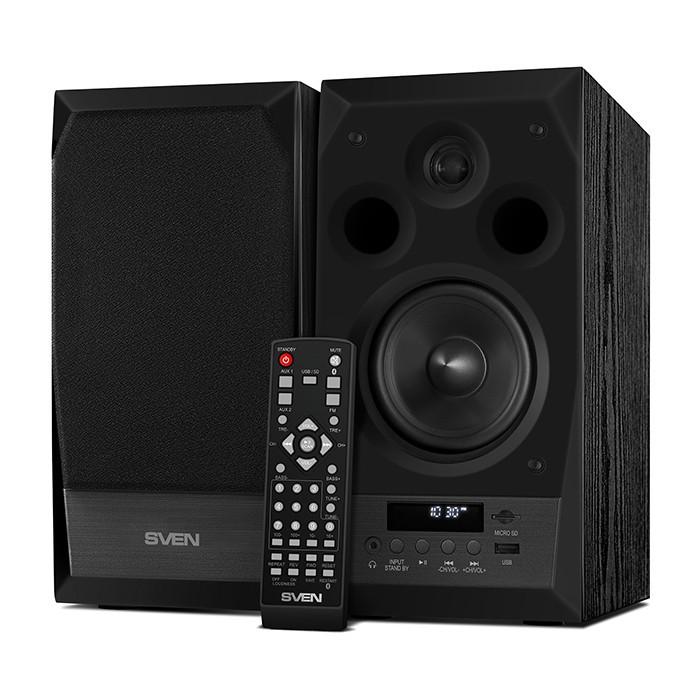 Акустическая система Sven 2.0 MC-10 Black