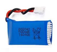 Аккумулятор Li-pol 500mAh 25C 3.7V (РК-500mAh 25C 3.7V)