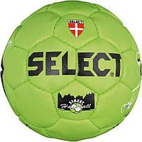 Мяч гандбольный select street handball (47 см) (зеленый) р.00