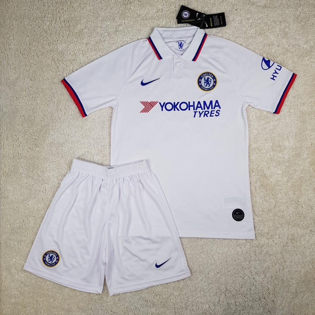 Футбольная форма Челси/Chelsea ( Англия, Премьер Лига ), выездная, сезон 2019-2020