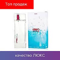 100 ml Кензо L'Eau 2 Кензо Pour Femme. Eau de Toilette   | Туалетная вода Кензо Лью Пар 2 100 мл