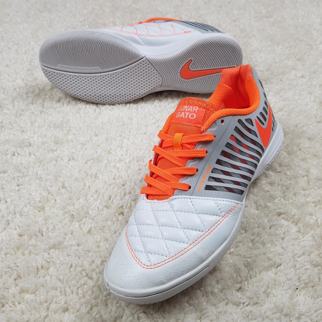 Футзалки Nike Lunargato II IC replika