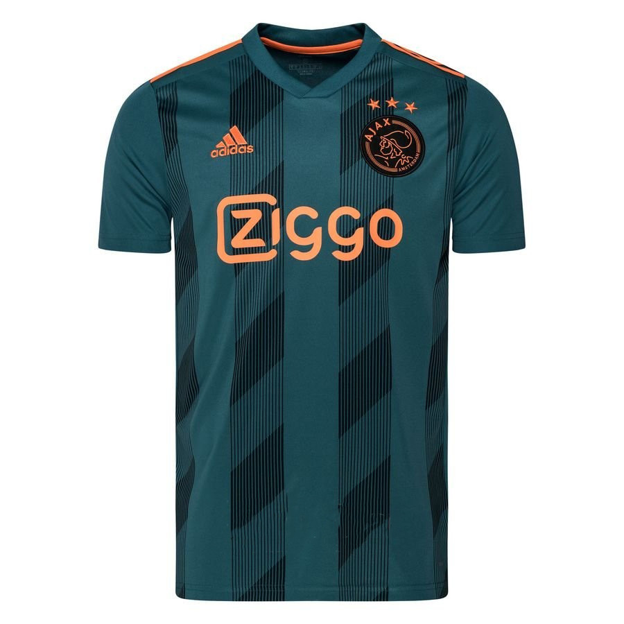 Детская футбольная форма Аякс/Ajax ( Нидерланды, Эредивизи ), выездная, сезон 2019-2020