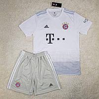 Футбольная форма Бавария/Bayern ( Германия, Бундеслига ), выездная, сезон 2019-2020, фото 1