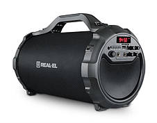 Акустическая система REAL-EL X-750 Black, фото 3