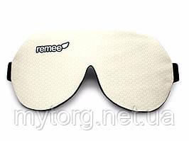 Маска для глаз 3D Remme  Белый