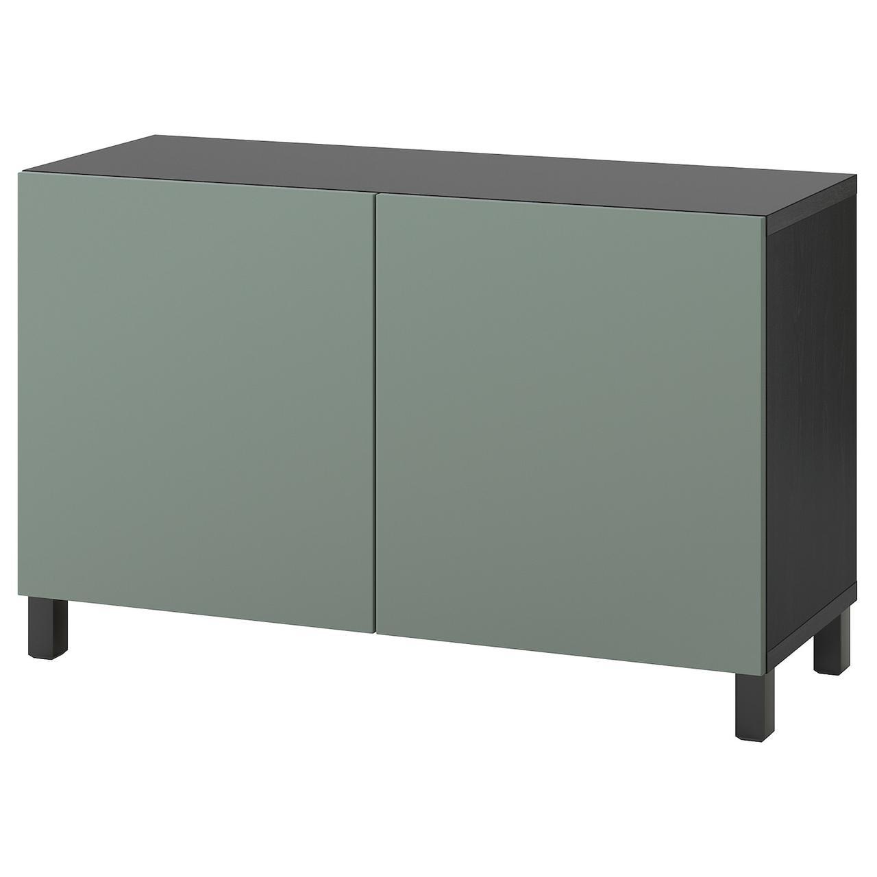 IKEA BESTA Тумба под телевизор 120x42x74 см (393.027.42), фото 1