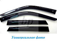 Дефлекторы окон (ветровики) Chevrolet Spark (шевроле спарк) 2004+