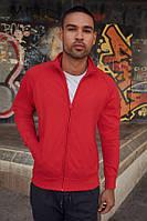 Мужская кофта на молнии LightWeight Sweat Jacket   Различных цветов TR-160