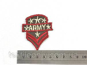 Нашивка Army 47х60 мм, фото 2
