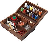 Набір для шиття AGA в дерев'яній коробці