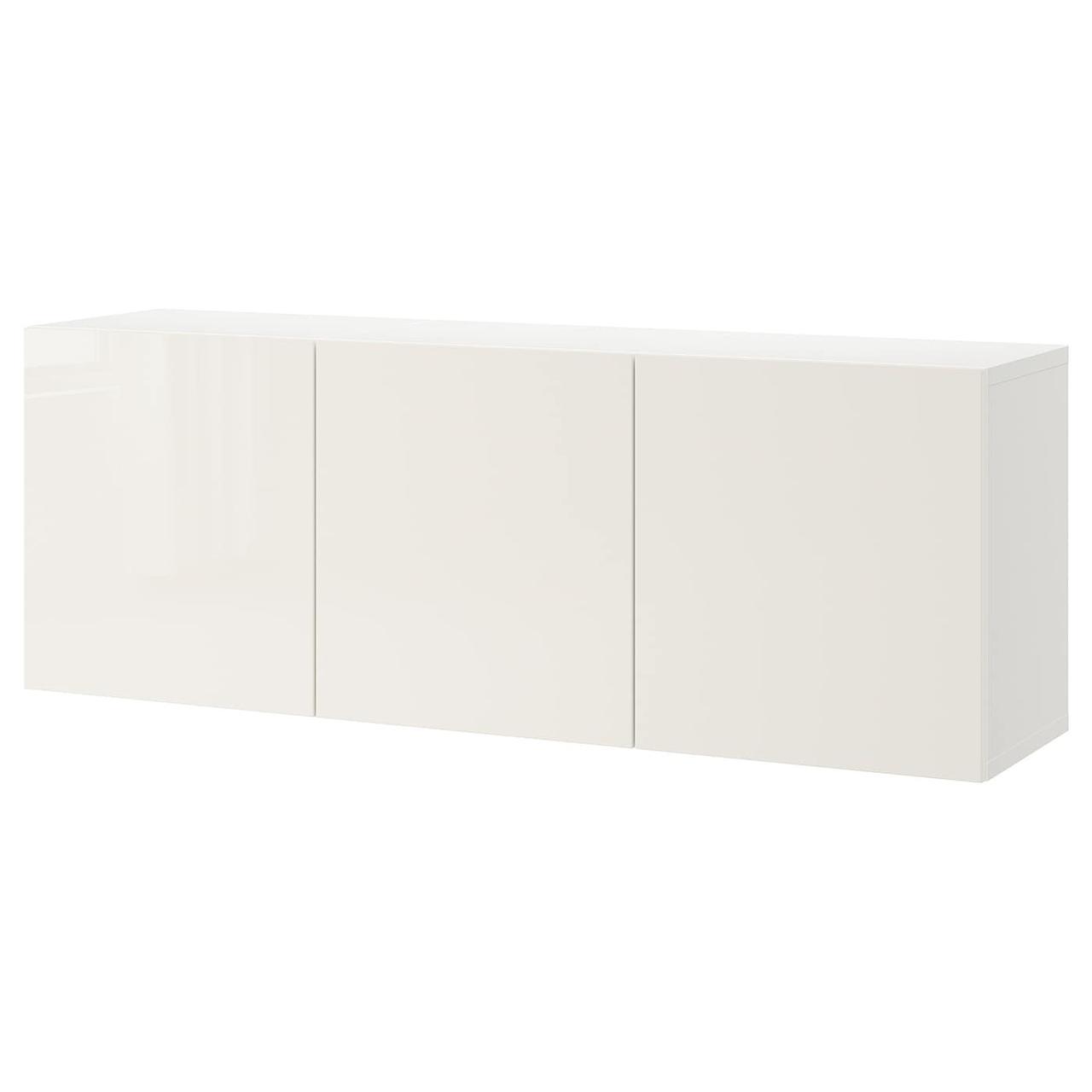 IKEA BESTA Тумба под телевизор 180x42x64 cm (393.017.28), фото 1